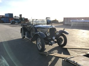 1926 Vauxhall bodied 14-40 tourer For Sale