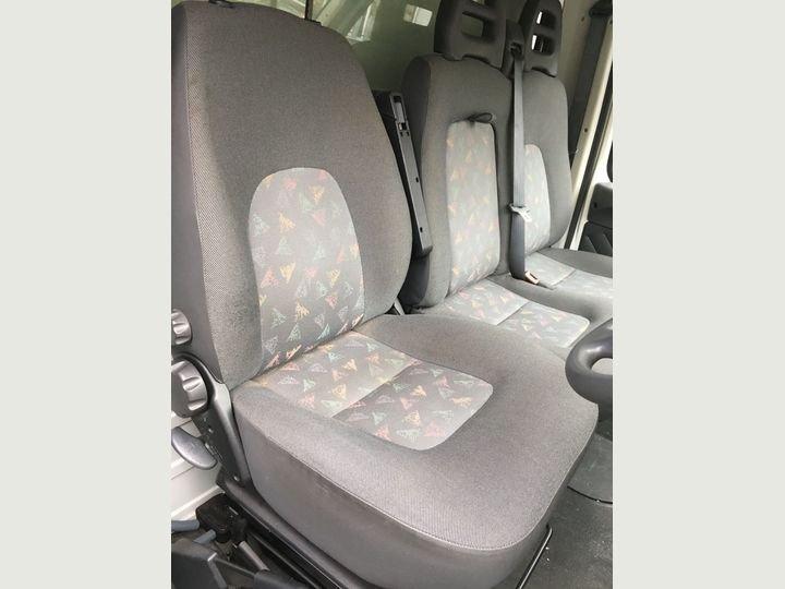 2014 Citroen Relay Box Van (1996 - 2007) 2.8 HDi 1800 B SOLD (picture 5 of 6)