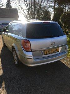 2012 Vauxhall Astravan 1.7 sportive