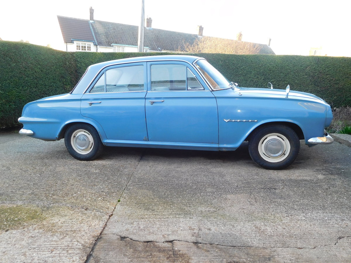 1963 VAUXHALL VICTOR FB 1500CC For Sale (picture 1 of 6)