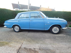 1963 VAUXHALL VICTOR FB 1500CC For Sale