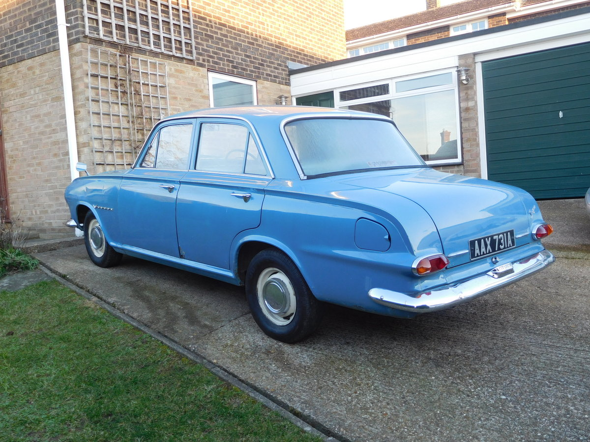 1963 VAUXHALL VICTOR FB 1500CC For Sale (picture 2 of 6)