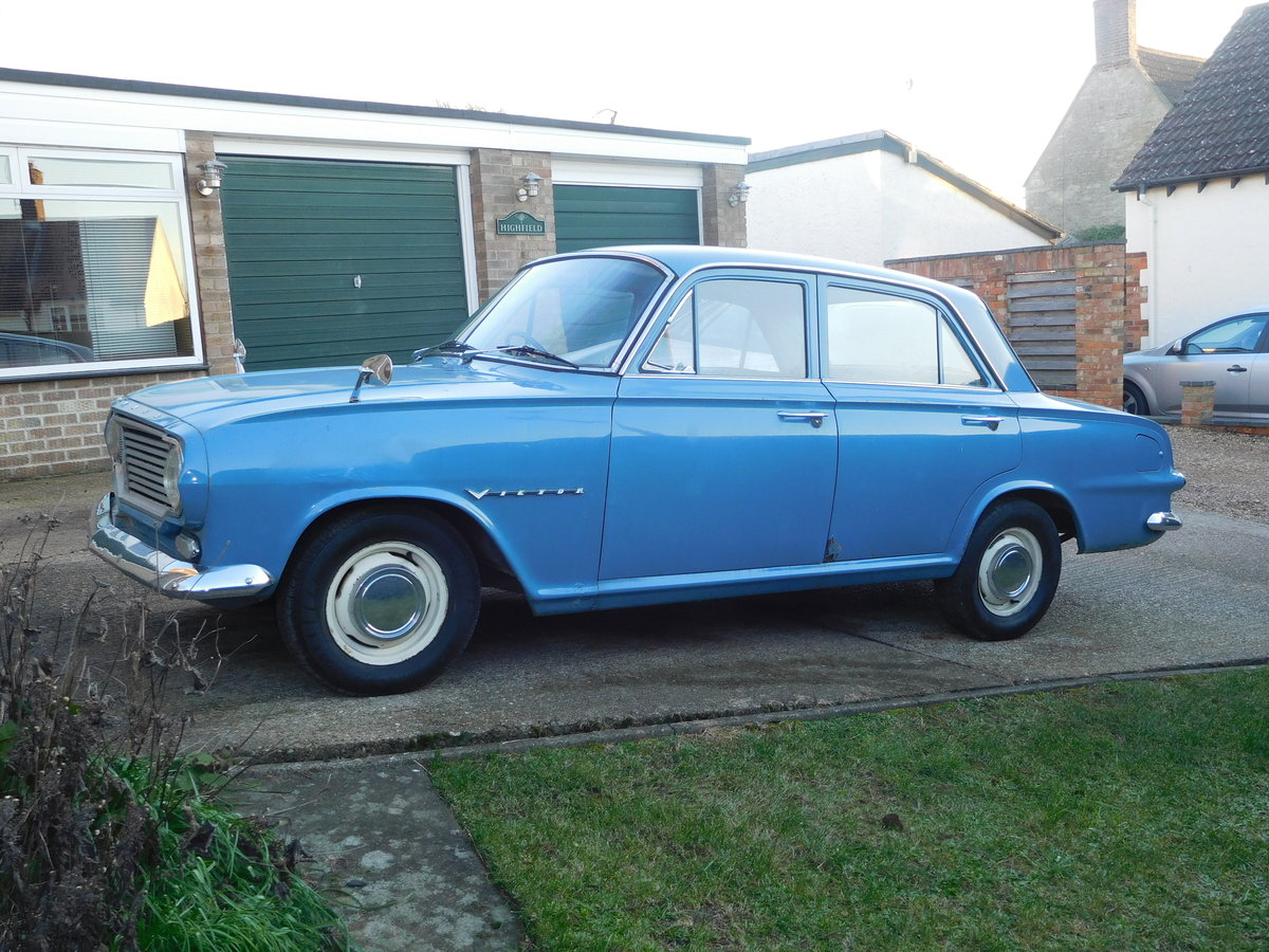 1963 VAUXHALL VICTOR FB 1500CC For Sale (picture 3 of 6)