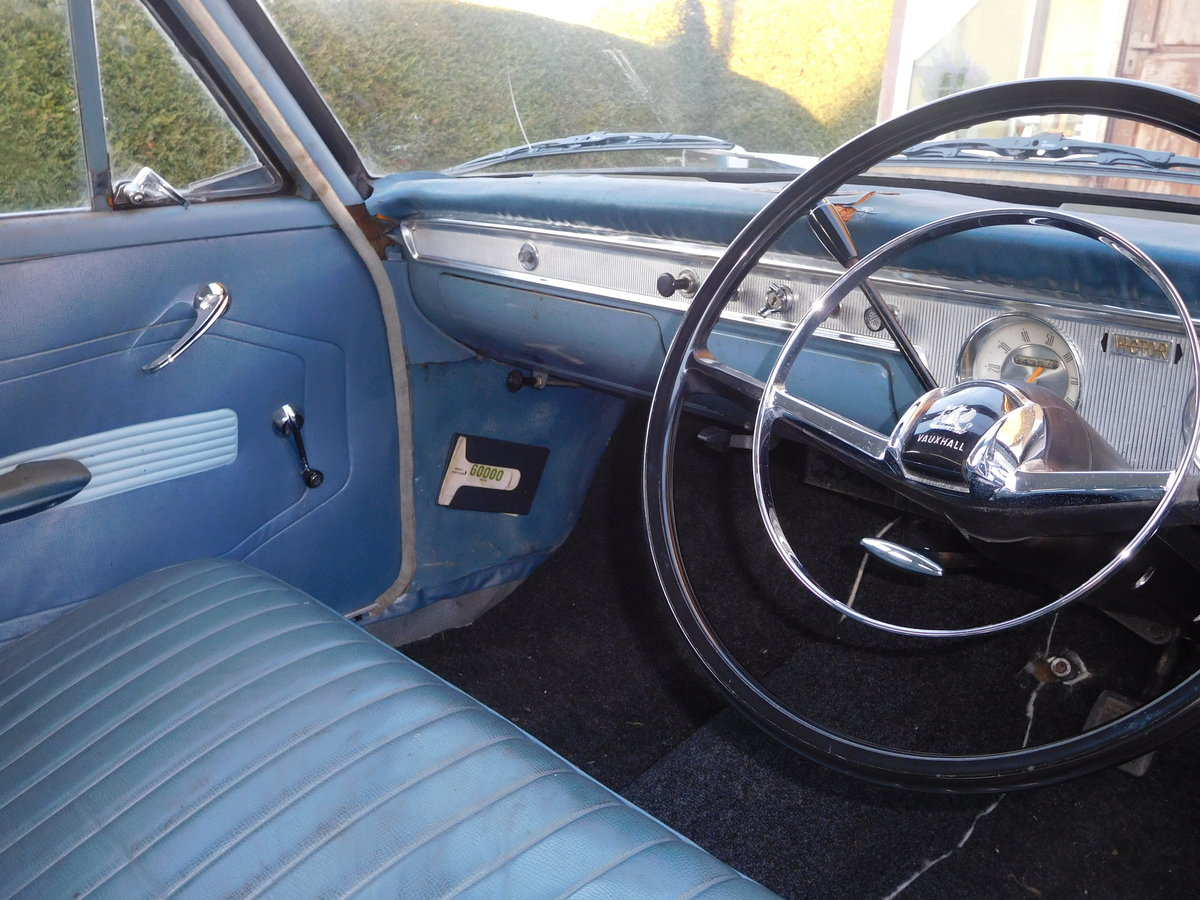 1963 VAUXHALL VICTOR FB 1500CC For Sale (picture 5 of 6)