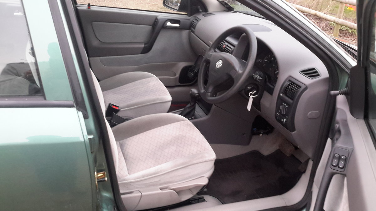 1999 Vauxhall astra 1.6 automatic 13000 miles one lady owner  SOLD (picture 3 of 6)