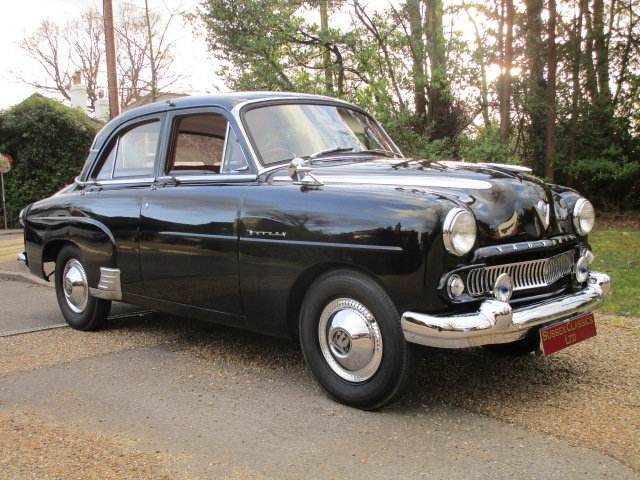 1955 Vauxhall Wyvern Saloon ( Card payments accepted) SOLD (picture 1 of 6)