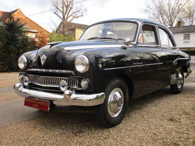 1955 Vauxhall Wyvern Saloon ( Card payments accepted) SOLD (picture 2 of 6)