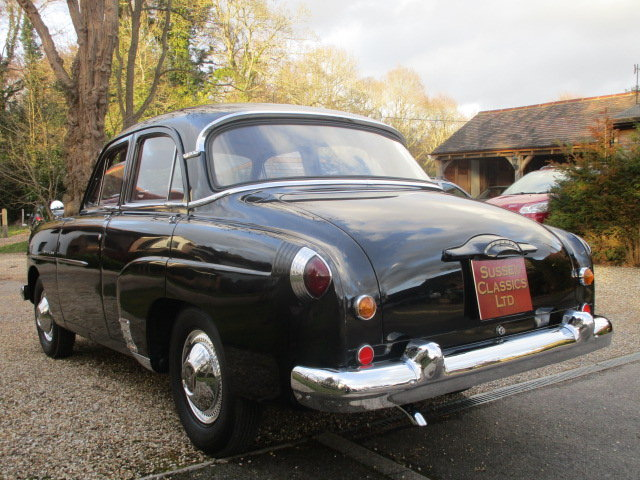 1955 Vauxhall Wyvern Saloon ( Card payments accepted) SOLD (picture 3 of 6)