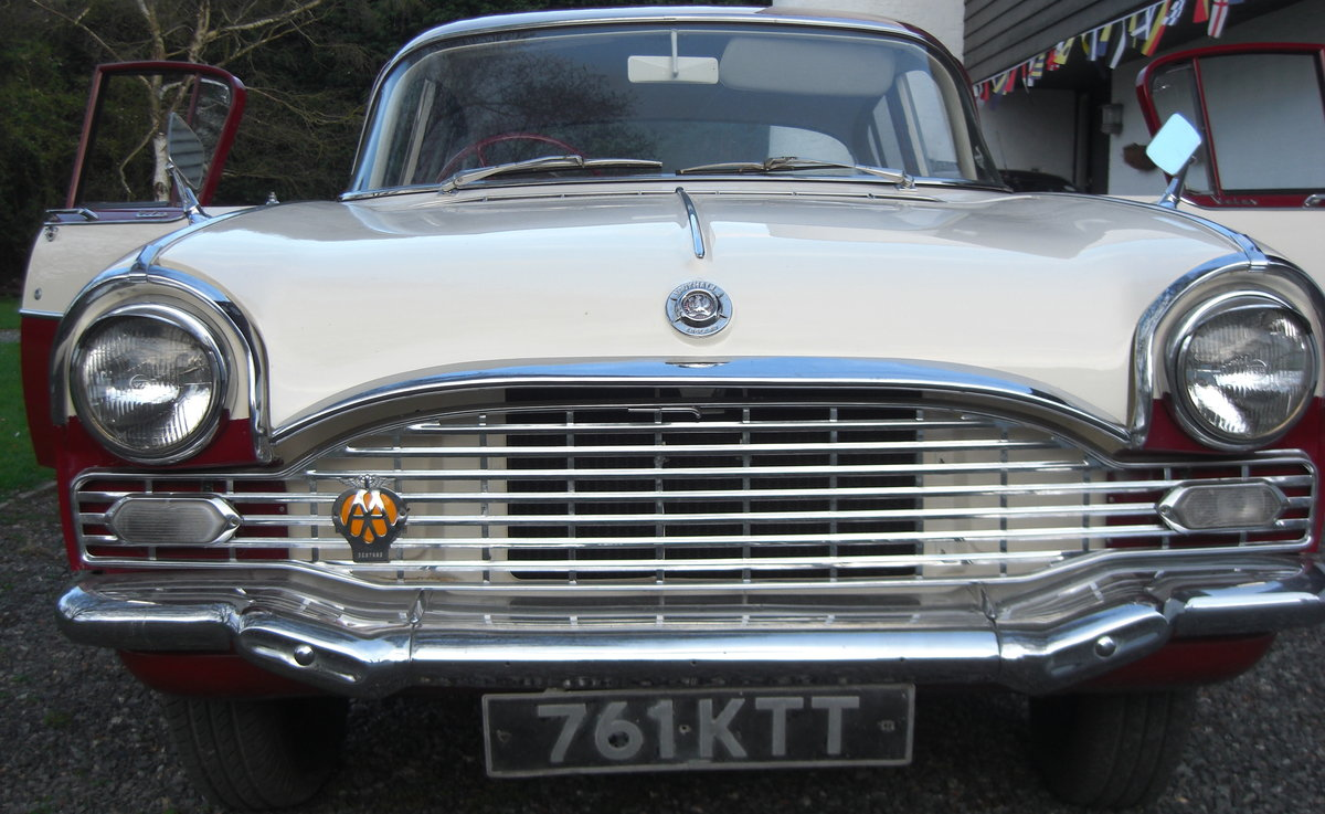 1962 Vauxhall Velox For Sale (picture 1 of 6)