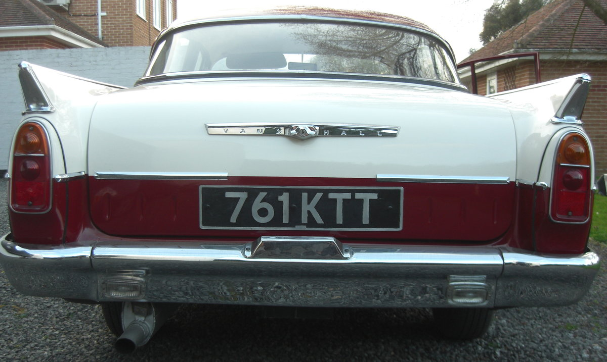 1962 Vauxhall Velox For Sale (picture 4 of 6)