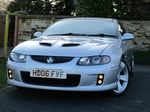 2006 Exceptional Low mileage Monaro CV8 For Sale