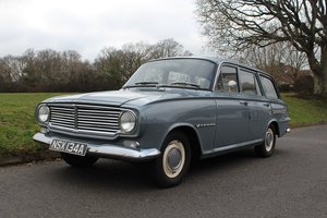 Vauxhall Victor Estate 1963 - To be auctioned 26-04-19 For Sale by Auction