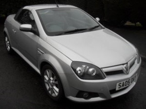 2005 Vauxhall Tigra Sport For Sale by Auction 23rd Feb SOLD by Auction