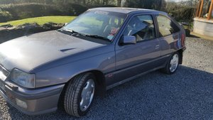 1989 Very clean vauxhall astra gte 16v For Sale