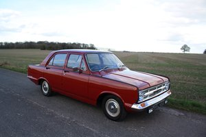 Picture of Vauxhall Victor FC 101 1967 1594cc SOLD