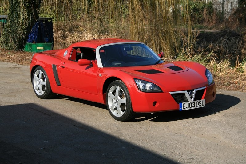 2003 Vauxhall VX220 2.2i 16v SOLD (picture 1 of 6)