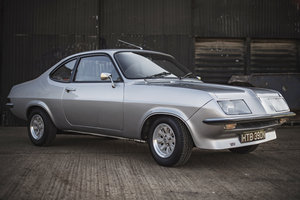 1975 Vauxhall Firenza HPF Droopsnoot - Superb - on The Market SOLD by Auction