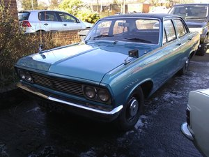 1970 Vauxhall Cresta PC 3.3ltr manual rare For Sale