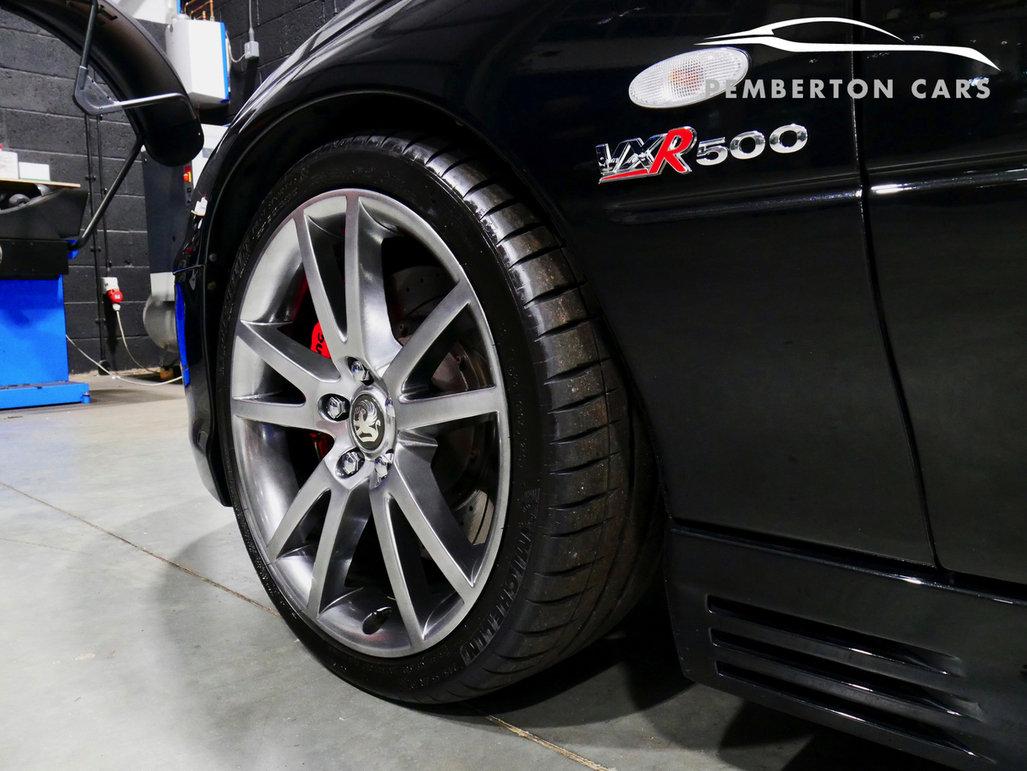 2006 Holden Vauxhall Monaro VXR 500 6.0 V8 Phantom Black  (picture 5 of 6)
