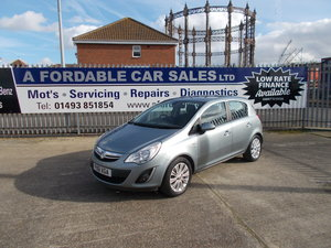 2011 Vauxhall Corsa 1.4 SE ONLY 9000 MILES SOLD