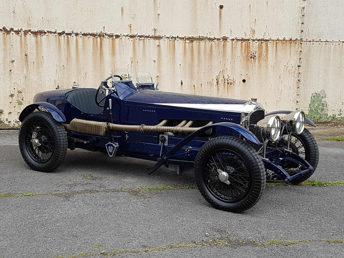 1926 THE ROWLEY RACING SPECIAL VAUXHALL 14/98 For Sale (picture 1 of 6)