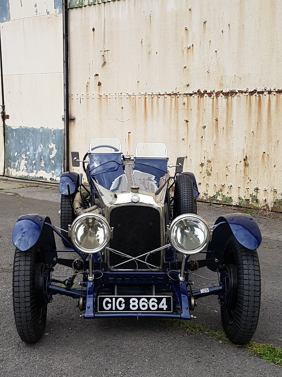 1926 THE ROWLEY RACING SPECIAL VAUXHALL 14/98 For Sale (picture 2 of 6)