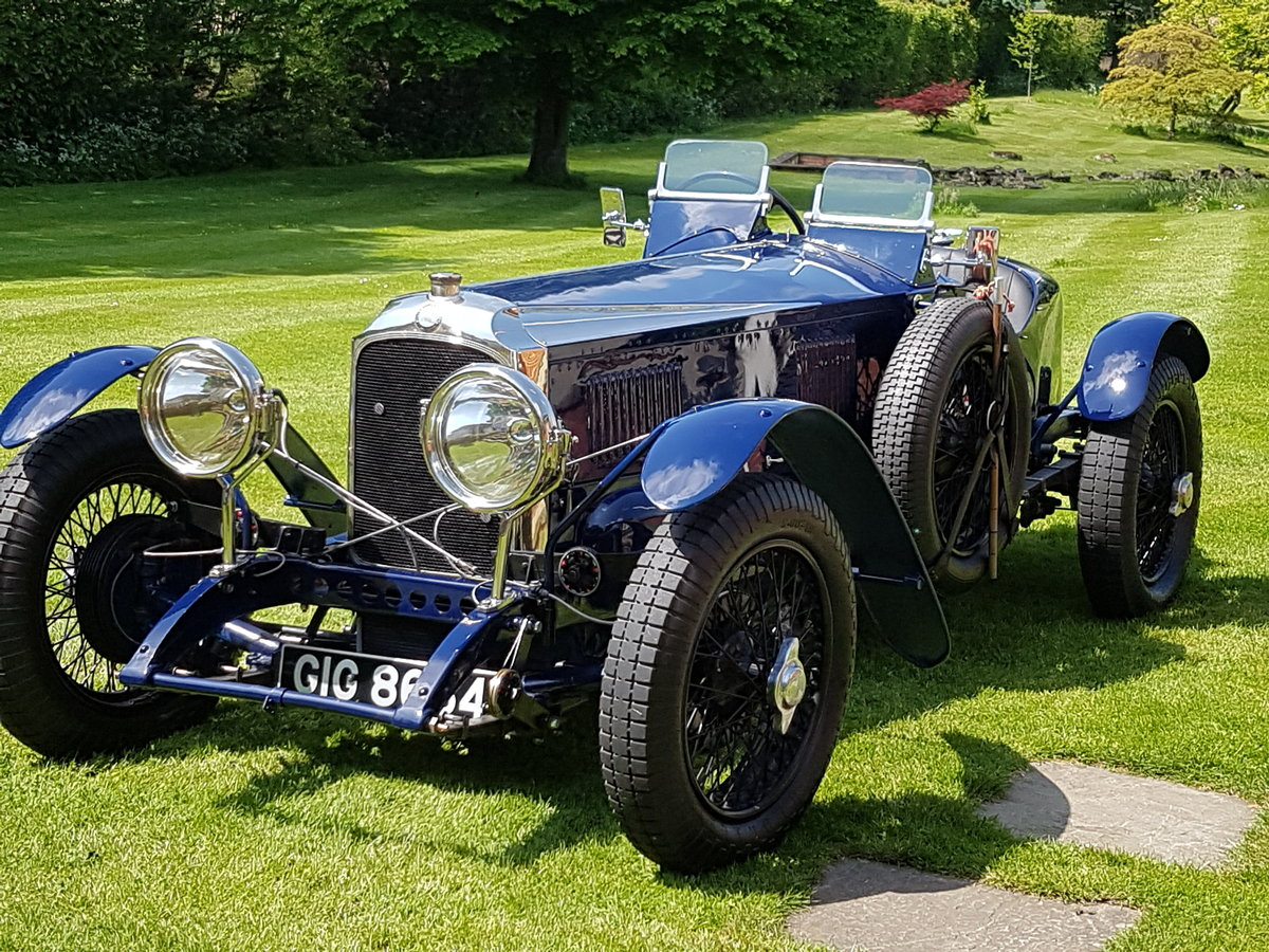 1926 THE ROWLEY RACING SPECIAL VAUXHALL 14/98 For Sale (picture 3 of 6)