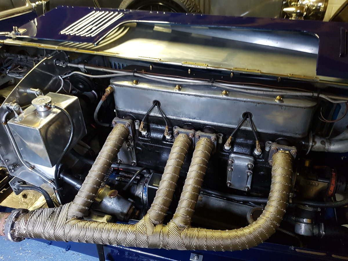 1926 THE ROWLEY RACING SPECIAL VAUXHALL 14/98 For Sale (picture 4 of 6)