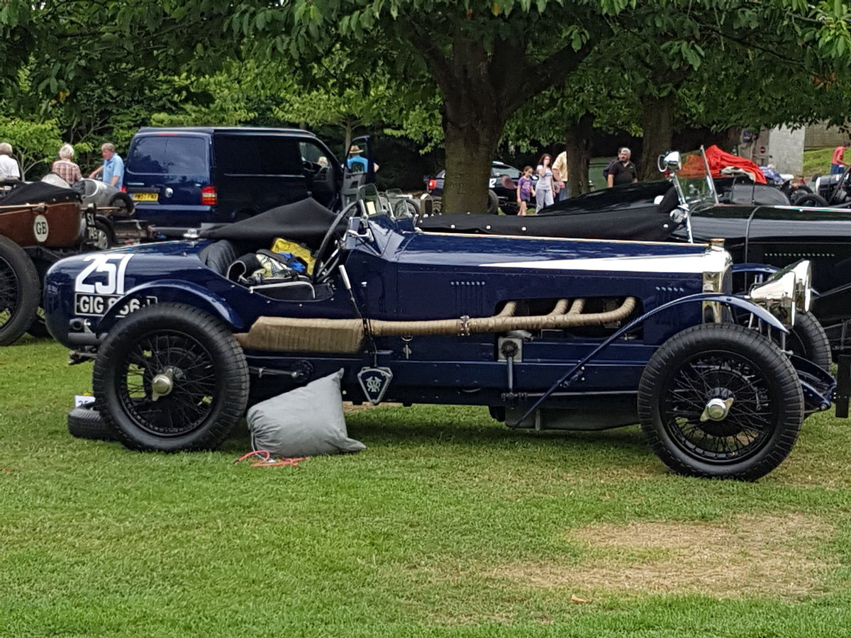 1926 THE ROWLEY RACING SPECIAL VAUXHALL 14/98 For Sale (picture 6 of 6)