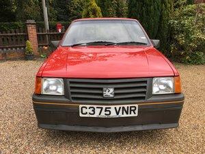 1985 STUNNING NOVA 1.3SR For Sale
