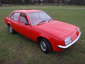 1976 VAUXHALL CAVALIER MK1 EARLY STUNNING CAR. 43k MOT For Sale