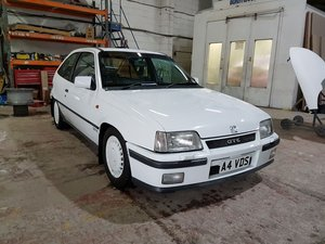 1990 Astra GTE 8V - MK2 - Immaculate For Sale