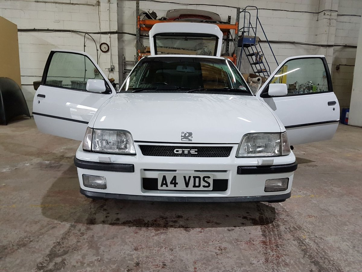 1990 Astra GTE 8V - MK2 - Immaculate For Sale (picture 3 of 6)