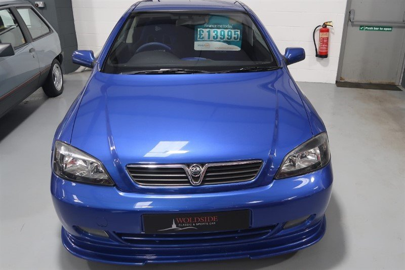 2002 Vauxhall Astra Triple 888 2.0i 16v Turbo Coupe For Sale (picture 3 of 6)