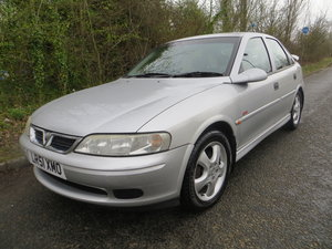 2001 Vauxhall Vectra SXI the only one for sale in the UK!!!!! For Sale