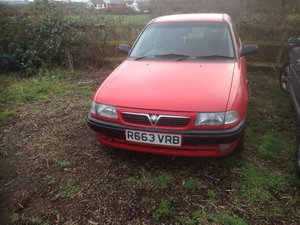 1998 Vauxhall Astra artic 5door hatchback For Sale