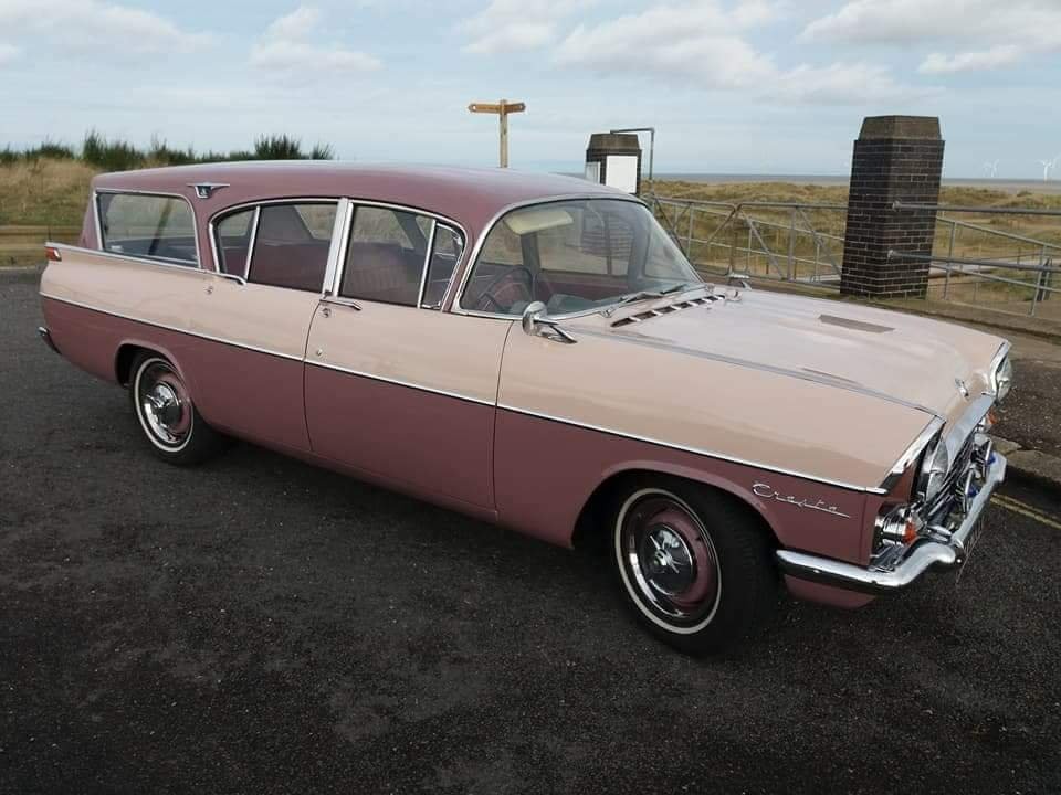 1960 Vauxhall Cresta PA Friary Estate For Sale (picture 1 of 6)