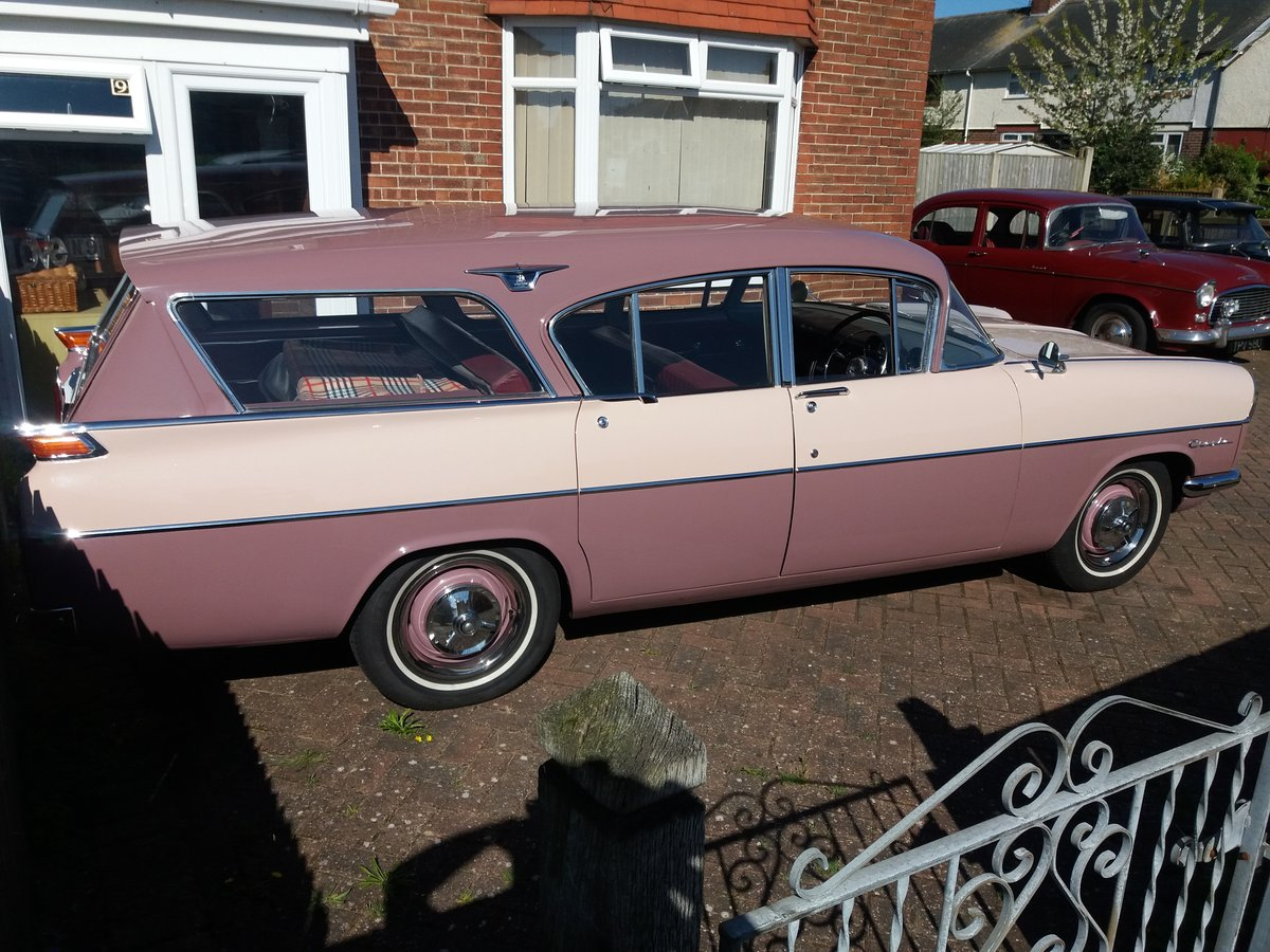 1960 Vauxhall Cresta PA Friary Estate For Sale (picture 2 of 6)