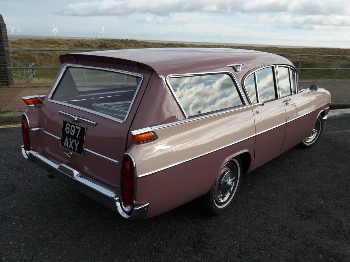 1960 Vauxhall Cresta PA Friary Estate For Sale (picture 3 of 6)