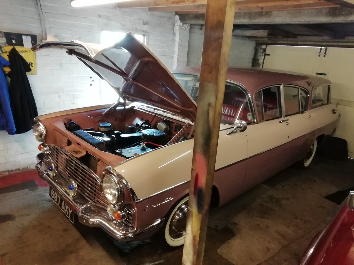 1960 Vauxhall Cresta PA Friary Estate For Sale (picture 4 of 6)