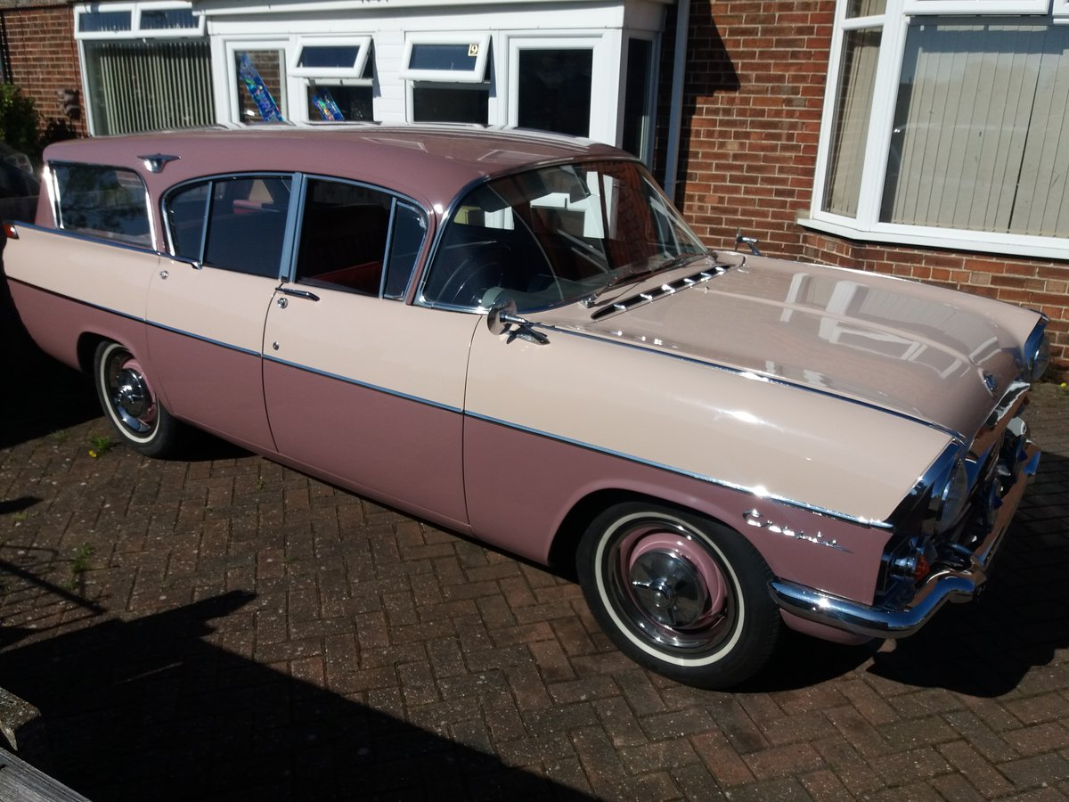 1960 Vauxhall Cresta PA Friary Estate For Sale (picture 5 of 6)