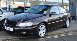 2001 VAUXHALL OMEGA MV6 - LOT: 190 For Sale by Auction