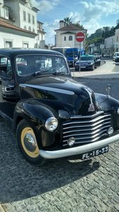1948 Vauxhall Velox Six / 6 cyl and 2200cc
