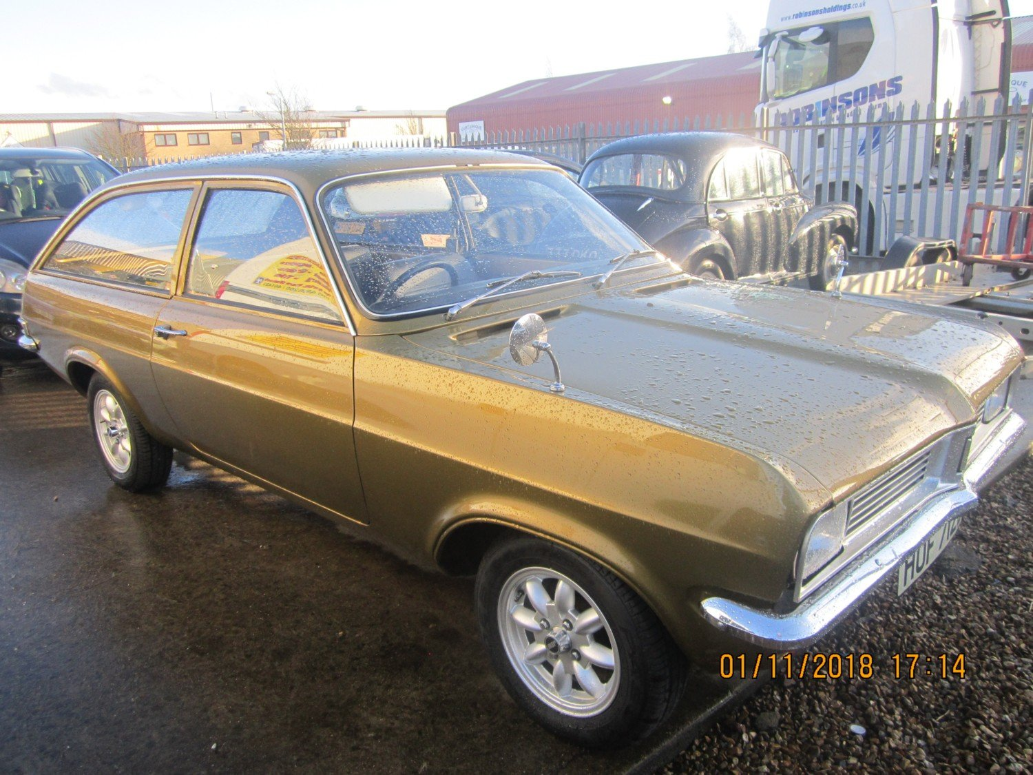 1973 Viva estate reduced For Sale (picture 1 of 6)