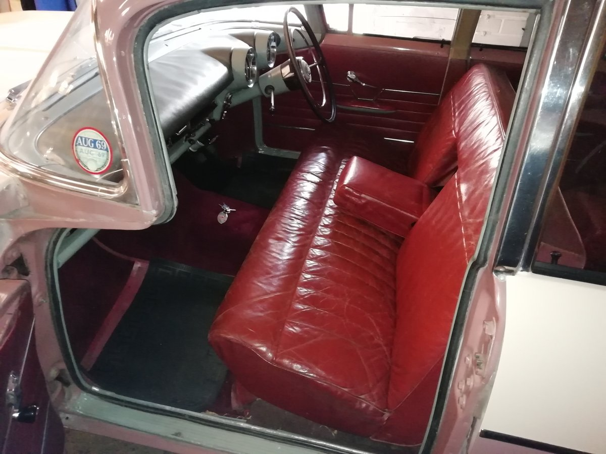 1960 Vauxhall Cresta PA Friary Estate For Sale (picture 6 of 6)