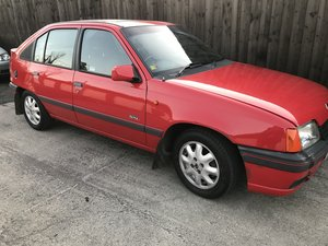 1991 Astra Mk2 SXi Hatch For Sale