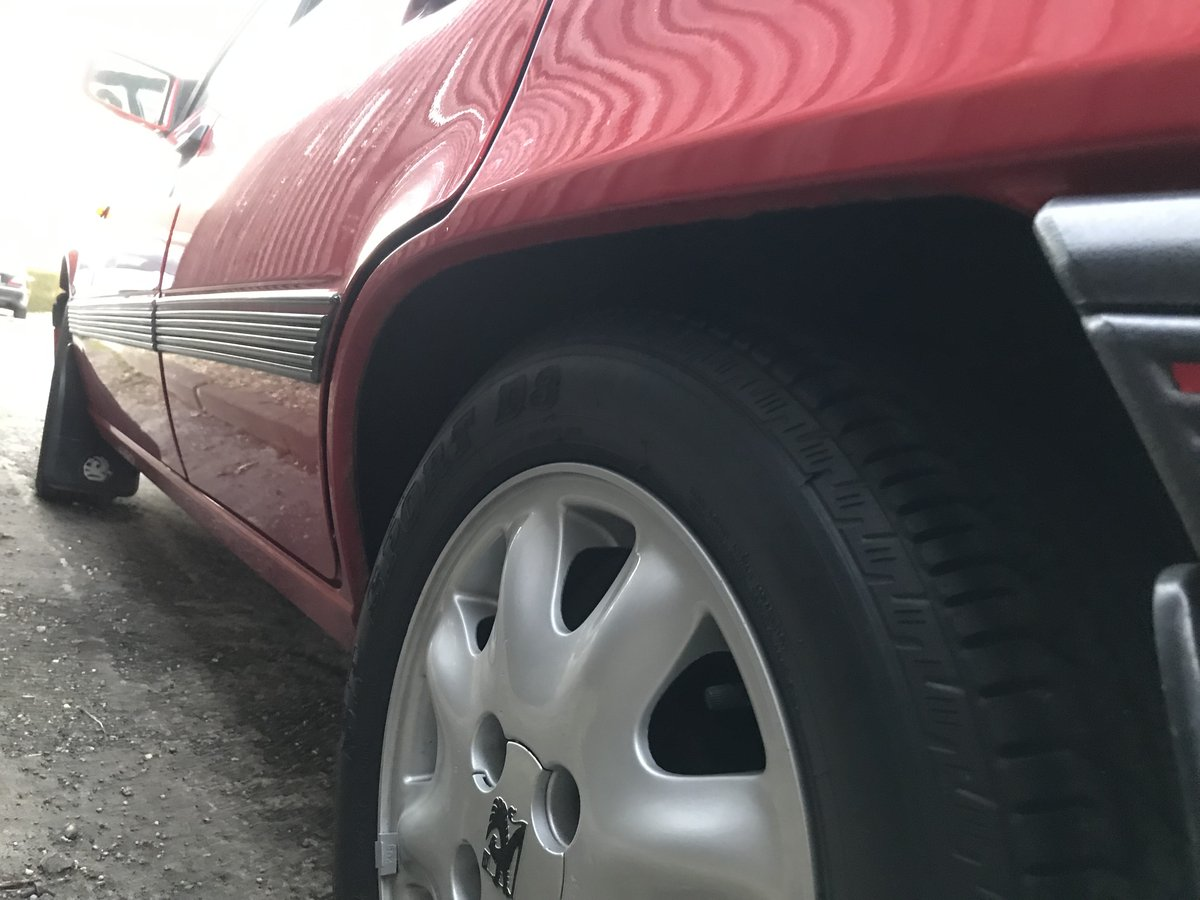 1991 Astra Mk2 SXi Hatch For Sale (picture 2 of 6)