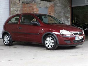 2004 Vauxhall Corsa 1.0 i Life 3DR For Sale
