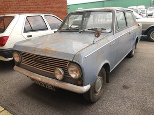 1964 Vauxhall Viva HA at EAMA Auction 30/3