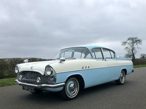 1961 Vauxhall PA Cresta SOLD